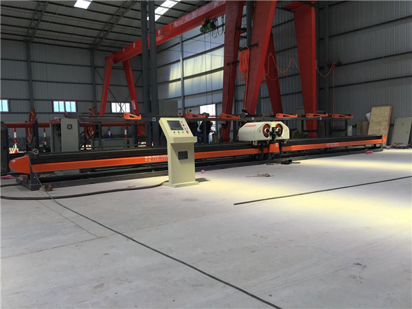 10-32mm zinta bertikal automatikoa indartuz ebakitzeko makina