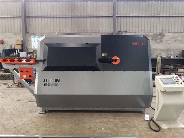 Txinan fabrikatzailea 4-12mm CNC kontrol automatikoko altzairuzko alanbre, ebaki makina makina