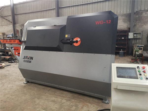 fabrika burdinazko hagaxka cnc automatikoa rebar stirrup bihurgailuaren makina