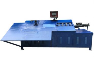 CNC kontrol automatikoa 2D alanbre bihurgailuaren makina prezioa