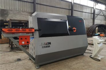 2 nd CNC makina hidrauliko alanbre bihurgailuen makina