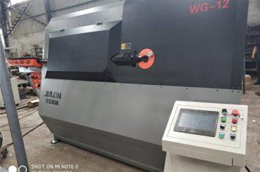 makina industrialen makina deformatutako barrak Txinan egindako makina automatikoan makurtu